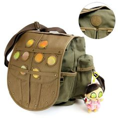 Big Daddy and Booker DeWitt Make Excellent Bags