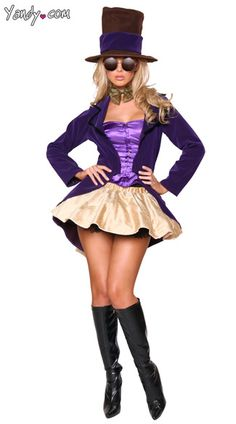 Sexy Willy Wonka