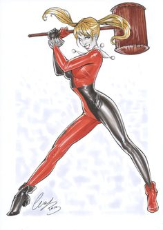 Harley Quinn NYCC by Elias-Chatzoudis