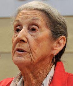 Muere a los 90 años Nadine Gordimer, Premio Nobel de Literatura en 1991