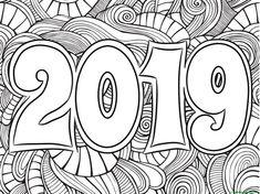 189 Meilleures Images Du Tableau S Nouvelle Année En 2019 School
