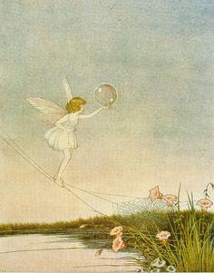 Ills. Ida Rentoul - Elfen & Boeken