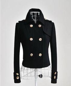 I love military jackets
