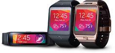 Samsung Gear 2, Gear 2 Neo y Gear Fit ya se pueden preordenar.