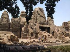 Masroor, Rock cut temple, near kangra.