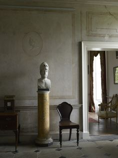 The entrance hall at Prehen House© Country Life