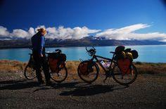 Biking New Zealand cycle trails