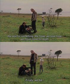 The Sacrifice dir. Andrei Tarkovsky (1986)