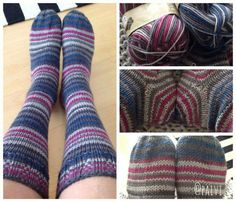Knitting Socks, Knitting Patterns, Projects To Try, Crafty, Stitch, Knits, How To Make, Hands, Legs