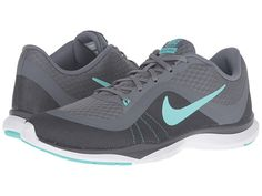 335d54c662f8 Nike flex trainer 6 cool grey dark grey anthracite hyper turquoise. Nike Training  ShoesCross ...
