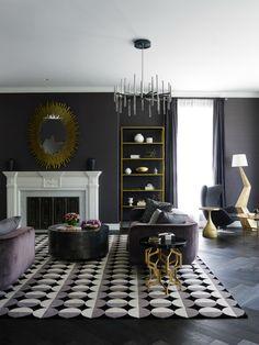 Modern Interior Design: here are some of Greg Natale's best design inspiration! #homedecor #livingroominspiration See also: https://www.brabbu.com/en/inspiration-and-ideas/interior-design/best-design-inspiration-greg-natale