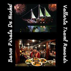 Para este próximo puente vengan a Puerto Vallarta Jalisco a disfrutar uno de los mejores paseos en barco de noche, el marigalante... mas información www.vallartatravelrewards.com o llamanos al 3221519471