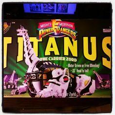 #titanus Mighty Morphin Power Rangers, Instagram Posts