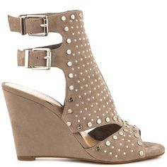 Maack - Taupe Microsuede by Jessica Simpson