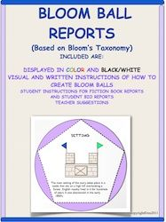 Display these colorful reports around your classroom. Hands on, draw, cut and paste! Can be used for any subject. Grades 4 and up. priced item