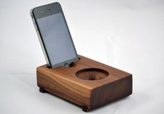 Mini Koo by Koostik    Sound: Combined with the upward-facing speaker, the resonance of the wood gives music a subtle lift.