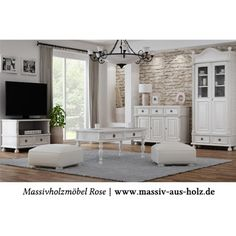 Shabby #chic And #charme #norvegian #home #kitchen #white ... Landhausmobel Modern Wohnzimmer