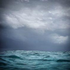 Photo // @jimmy_chin  Ocean mood. @thephotosociety