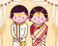 Quirky Invitations is an Avant-Garde Invitation boutique from India, which explores various Indian and International Illustration styles in Indian Wedding Invitations. Invitations conceptualized and illustrated by SCD Balaji, Indian Illustrator.