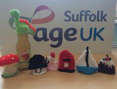 """@AgeUKSuffolk """"We'd like to challenge other @age_uk to a Knit Off! Lets see your @innocentdrinks designs #Britainsgotknittingtalent"""""""