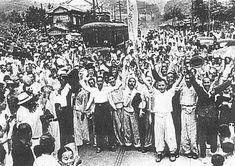 National Liberation Day of Korea - Wikipedia Kim Dae Jung, Summit Meeting, Liberation Day, Asian Studies, China Image, Korean Peninsula, Korean People, Pearl Harbor, North Korea