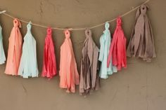 How to Make A Fabric Tassel Garland (No Sew!) – Pretty Prudent
