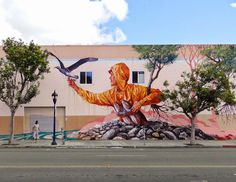 Fintan Magee in San Diego