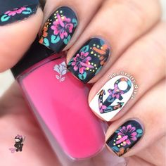 The Crafty Ninja #nail #nails #nailart