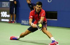 9/6/15 Via #Tennis24com  · @DjokerNole defeats @BautistaAgut 6-3/4-6/6-4/6-3 and sets #USOpen2015 QF vs. @feliciano_lopez