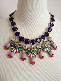 Fashion Statement Necklace - Brina Box