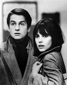 Masculin/Feminine by Goddard (French New Wave)