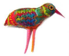 Felt Birds | Flickr - Photo Sharing!