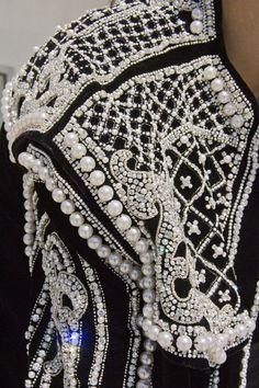 Balmain- crazy gorgeous embellishment