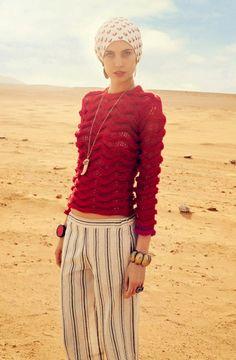 Scallop Pointelle | knitGrandeur®