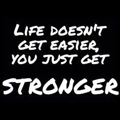 get stronger! #sport #lifestyle