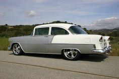 55 Chevy Bel Air Car, 1956 Chevy Bel Air, 1955 Chevy, 1955 Chevrolet, Chevrolet Bel Air, Hot Rod Trucks, Sweet Cars, Drag Cars, Vintage Trucks