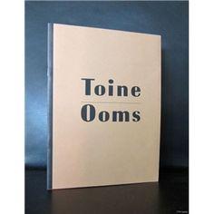 Brabantse Kunst Stichting # TOINE OOMS # 1991, mint