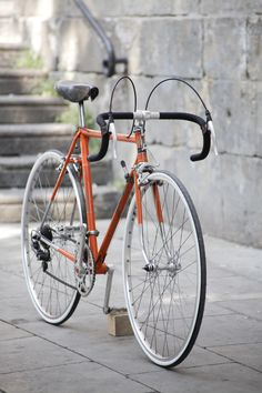 Vintage bicycle Gitane 1974 Fotos Eva Ruiz