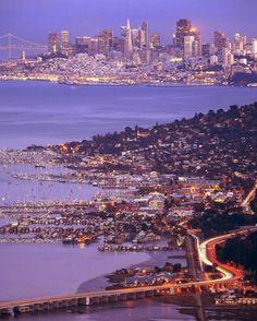 San Francisco, California, USA by federica.b9