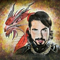 Avi Kaplan - LOVE this fan art. Wish the artist was credited!