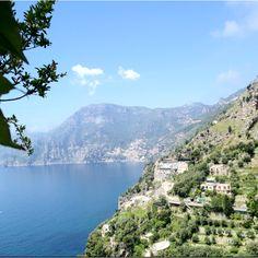 The Coast from #Praiano to #Positano