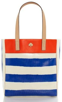 Kate Spade goes nautical.