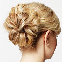 10 Fantastic Up-Dos for Medium Hair | Indian Makeup blog, Indian Beauty Blog, Beauty Product Reviews Blog