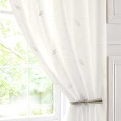 We have the UK's largest choice of Mist White panels Voiles & Voile Panels available to buy securely on line, with fast delivery from our very own on site workshops Voile Panels, Voile Curtains, Curtains Direct, White Blinds, Kitchen Blinds, White Paneling, Sewing Rooms, White Bedroom, Accent Colors