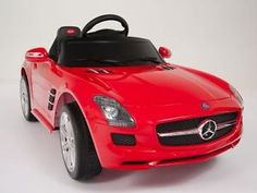 Best Ride-On Cars Mercedes Benz $134.99!