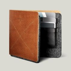 Hard Graft wallet via Where is the Cool?
