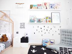 Cómo decorar una habitación pinterest-Montessori | AnthologieDePapier