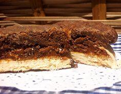 Alfajor Brownie con Dulce de Leche