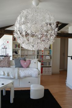 Un appartement d'étudiants où il fait bon vivre | Visite privée - Cotemaison.fr