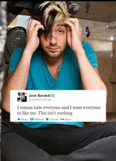 Jack.... you are the cutest man whore alive.